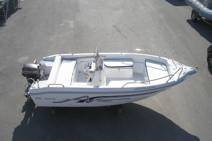 Hire Motorboat marinco 450 fish and fun Syvota