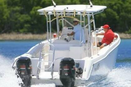 Rental Motorboat Prokat Center Console Charlotte Amalie
