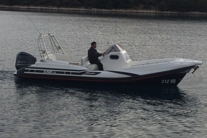 Rental Motorboat Zar 75 Plus Tribunj