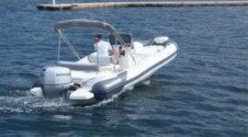 RIB Marlin 630 for rental