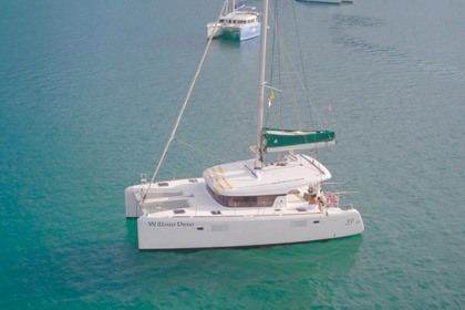 Charter Catamaran Lagoon Lagoon 39 Saint Vincent and the Grenadines
