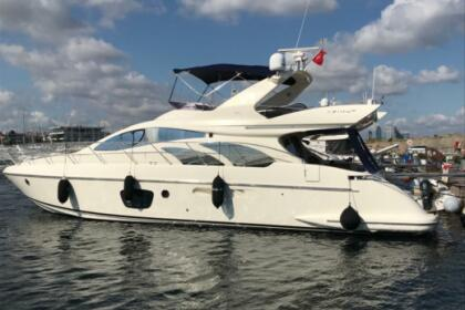 Charter Motorboat Azimut 55 Bodrum