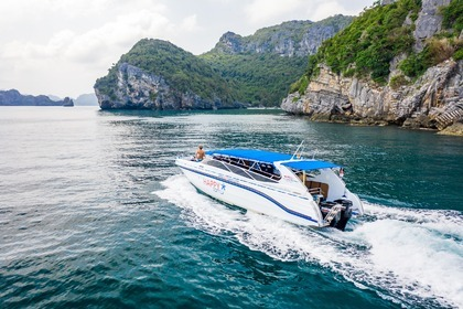 Hire Motorboat CUSTOM BUILT S.Srithong 3 Ko Samui District
