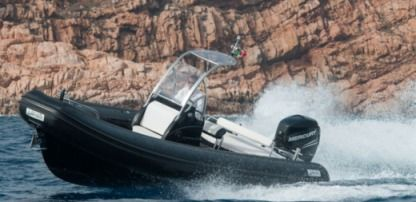 Rental RIB Sea Water 250 Smeralda Cogolin