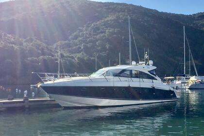Rental Motorboat PRINCESS V53 Le Lavandou