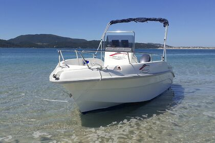 Hire Motorboat Nireus Omega 530 Setubal