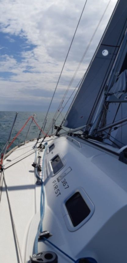 Rental Sailboat Beneteau First 36.7 Cervia