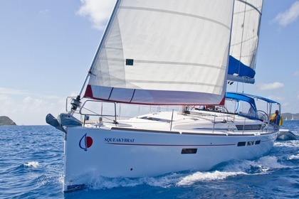 Charter Sailboat Sunsail 51 Road Town