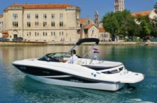 Miete motorboot in Trogir