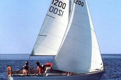 Charter Sailboat Viggen 23 Gothenburg