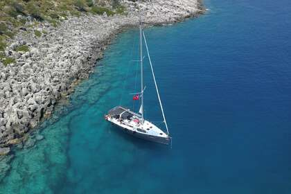 Rental Sailboat Beneteau Oceanis 48 Kaş