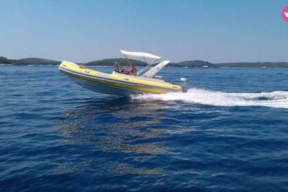 Rental RIB Barracuda Bf 23 Hvar