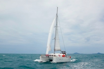 Hire Catamaran Lagoon Lagoon 400 S2 Singapore