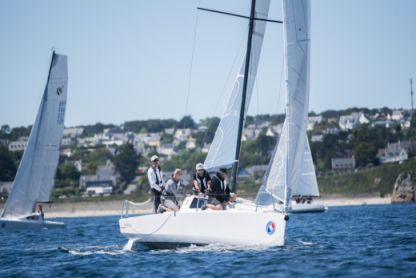 Rental Sailboat Beneteau First 24 La Trinité-sur-Mer