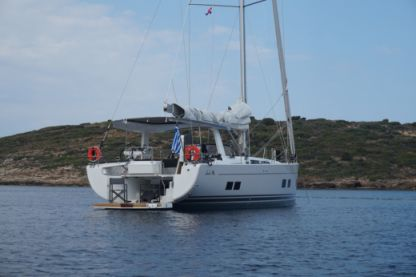 Rental Sailboat Hanse 588 Meganisi