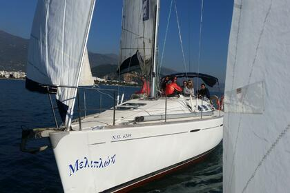Hire Sailboat BENETEAU 42 Volos