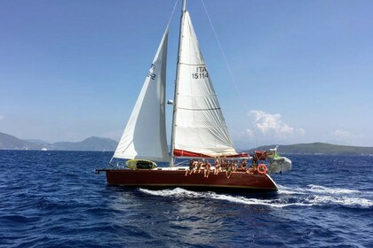 Charter Sailboat Salona 45 Kefalonia