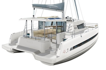 Rental Catamaran Bali 4.1 Split
