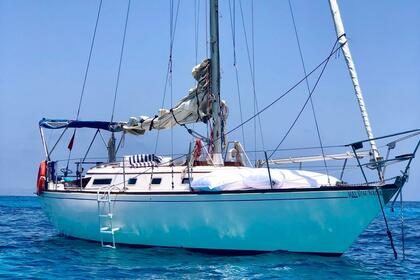Hire Sailboat Olympic Yacht Carter 33 Formentera