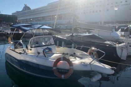 Rental Motorboat Quicksilver 630 COMANDER Cartagena