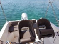 Motorboat Atlatnic Marine Open 530