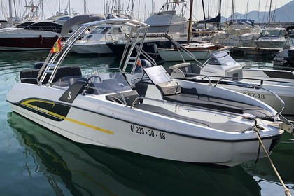 Miete Motorboot Beneteau Flyer 6.6 Altea