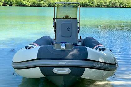 Verhuur Motorboot 3D TENDER 460 STEALTH RIB ALUMINIUM Fort-de-France
