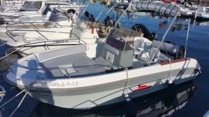 Charter Motorboat Astec 540 Open - Begur Begur