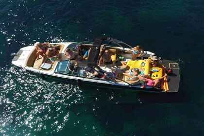 Miete Motorboot LUCKY BOAT FOUR WINNS 9m luxe 3 Antibes