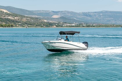 Miete Motorboot QUICKSILVER 505 Open Trogir