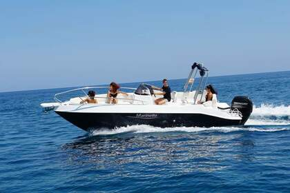 Charter Motorboat MARINELLO 22 Eden Alicante