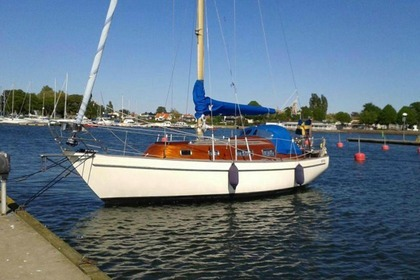 Hire Sailboat Vindö 32 Nida