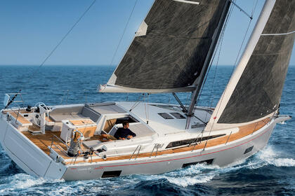 Hire Sailboat Beneteau Oceanis 46.1 Portisco