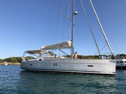 Charter Sailboat Allures Yachting Allures 39.9 Bormes-les-Mimosas