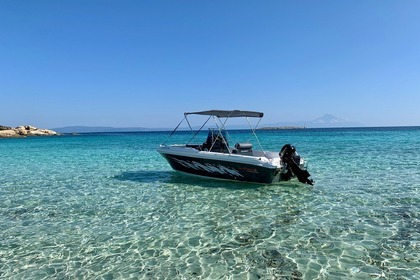 Hire Motorboat Marinco Elite 53 CC Chalkidiki
