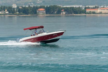 Rental Motorboat Atlantic Marine Open 670 Trogir