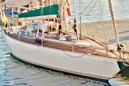 Rental Sailboat Noray 38 Seville