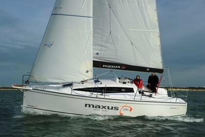 Hire Sailboat Northman Maxus 26 Arzon