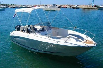 Hire Motorboat QUICKSILVER Commander 600 Santa Pola