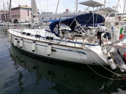 Charter Sailboat Bavaria 46 Ostia