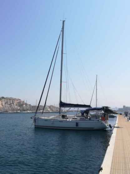 Charter Sailboat Dufour 365 Gl Marseille
