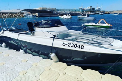 Rental Motorboat Eolo 800 open Sliema