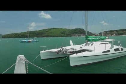Rental Catamaran Mark Pescott custom Phuket