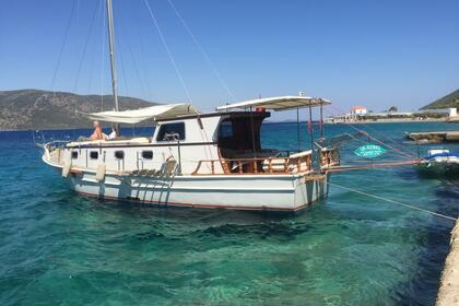 Hire Sailboat Gulet Jr. Aybel Yacht Bodrum
