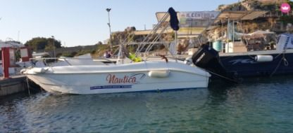Rental Motorboat Trimarchi As Marine 530 Santa Maria di Leuca