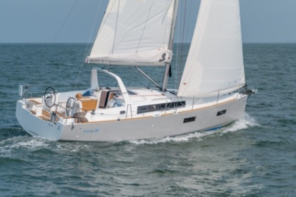 Hire Sailboat  Oceanis 38.1 Pomer