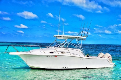 Charter Motorboat Proline 28 WALKAROUND Pompano Beach
