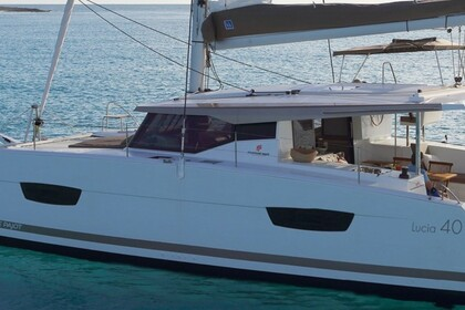 Hire Catamaran Fountaine Pajot Lucia 40 O.V. Kotor