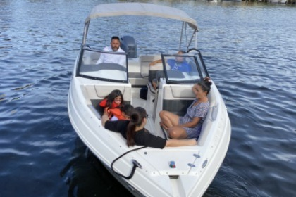 Miete Motorboot Rinker Q3 Fort Lauderdale