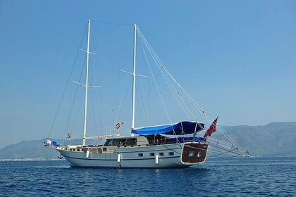 Location Yacht Gulet Ketch - Luxe Marmaris
